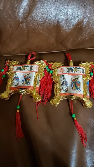 Christmas Ornament, Asian Themed for Sale in Bakersfield, CA