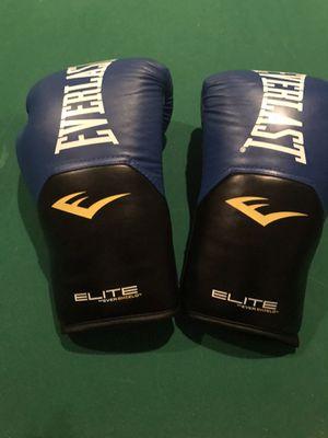 Everlast training gloves for Sale in Fresno, CA