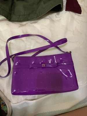 Kate Spade patent leather purse for Sale in Land O Lakes, FL