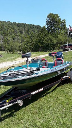 1990 Stratos 201 Pro Bass Boat for Sale in Fenton, MO