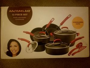 Rachael ray 12 Piece Set for Sale in Los Angeles, CA