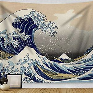 BRAND NEW Wave Tapestry Wall Art Painting Ocean Bedroom Dorm Apartment Home Curtain Decor for Sale in San Diego, CA