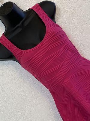 BRAT STAR, Hot Pink Sleeveless Dress, Size S for Sale in Phoenix, AZ