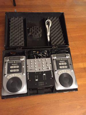 Nimark dj set for Sale in Atlanta, GA