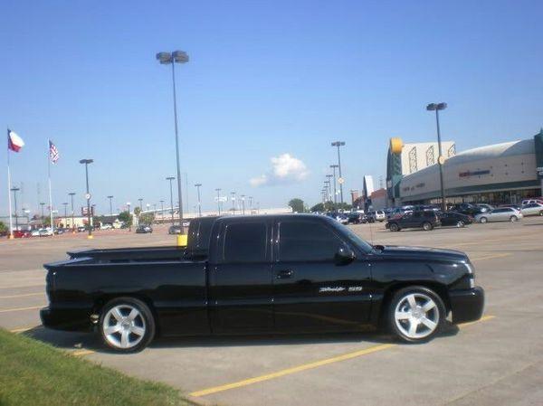 2006 Chevrolet intimidator SS silverado 1500