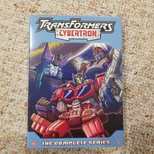 7 DVD Set, Transformers Cybertron, The Complete Series. for Sale in Kings Park, NY