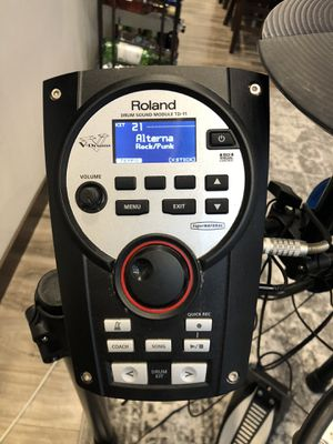 Roland TD11 V-drums drum set for Sale in Brooklyn, NY