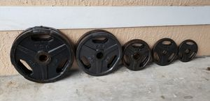 Olympic Weight Set | 195 Pounds for Sale in Miami, FL