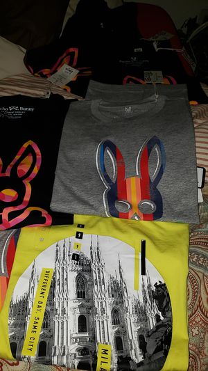 Authentic psycho bunny shirts Armani exchange shirt for Sale in Las Vegas, NV