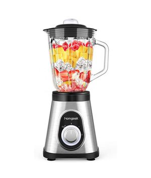 Blender 750W, Smoothie Blender for Shakes and Smoothies, Countertop Smoothie Maker with 51 oz BPA-Free Glass Pitcher for Crushing Ice and Frozen Fruit for Sale in Orange, CA