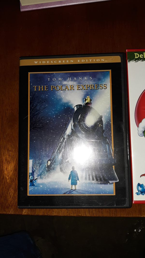 Polar Express, How the Grinch stole Christmas