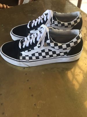 Vans shoes for Sale in Youngstown, OH