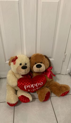 Stuffed animals bundle deal for Sale in Miami, FL