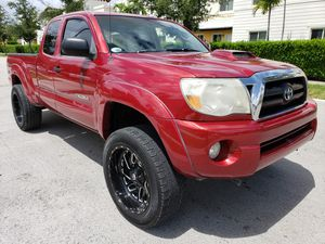 TOYOTA TACOMA PRERUNNER EXT CAB 2005 for Sale in Hollywood, FL