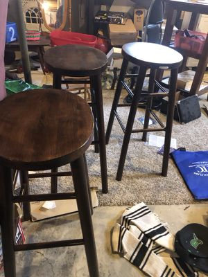Antique marble top foldable bar for Sale in South Vienna, OH