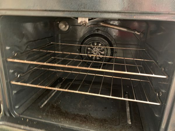 Kenmore Gas Stove with Oven
