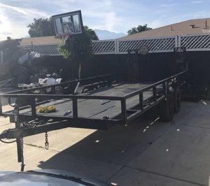 Flat bed Trailer for Sale in Moreno Valley, CA