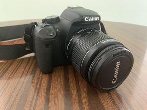 Canon 550D photo camera + 32GB Samsung SD for Sale in Brooklyn, NY
