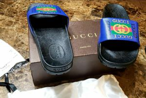 Gucci slides. for Sale in Waco, TX