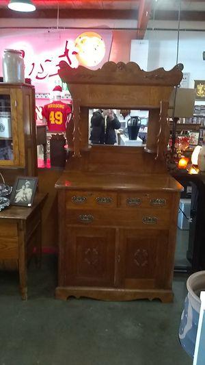 Antique small China hutch for Sale in Gorst, WA