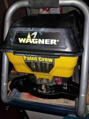 Wagner Airless Paint Sprayer for Sale in Long Beach, CA