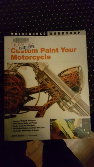 Motorcycle book for Sale in Garland, TX