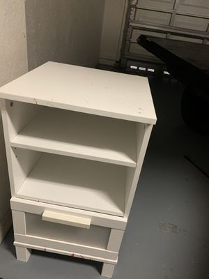 Side Table or Nightstand for Sale in Davie, FL