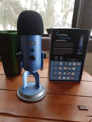 Yeti Mic for Sale in Upland, CA