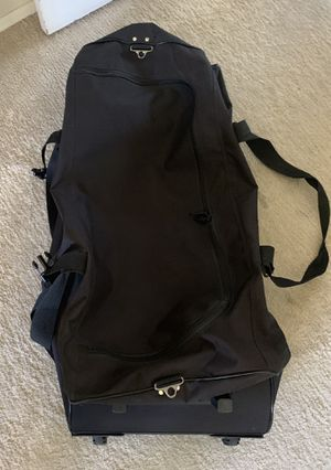 Elite baseball duffle bag with wheels great for players and officials for Sale in Mesa, AZ