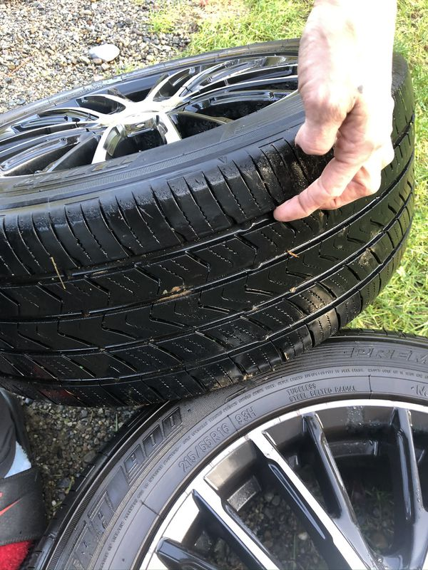 """16"""" Wheels And Tires"""