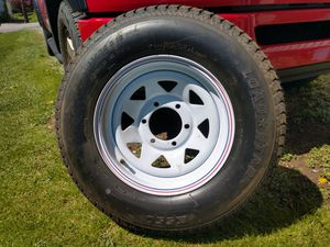 Brand New Tire and Wheels for Sale in Blairsville, PA