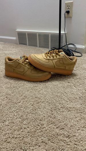 Nike Air Force One (Wheat) for Sale in Lexington, KY