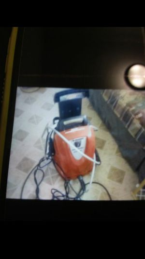 Pressure washer husky 1500 psi for Sale in Perris, CA