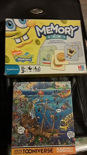 Kids Game and Puzzle for Sale in Buffalo, NY