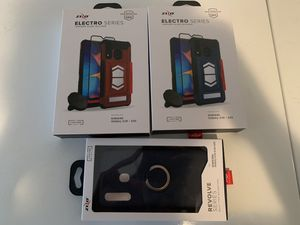 SAMSUNG A20/A50 ZIZO CASE W/ TEMPERED GLASS (LIFETIME WARRANTY ON CASE) for Sale in San Antonio, TX