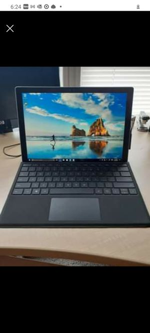Microsoft Surface Pro 4 128g storage for Sale in Rock Hill, SC