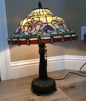 Tiffany style lamp for Sale in Escalon, CA
