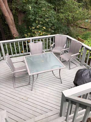 Patio set for Sale in Auburn, WA