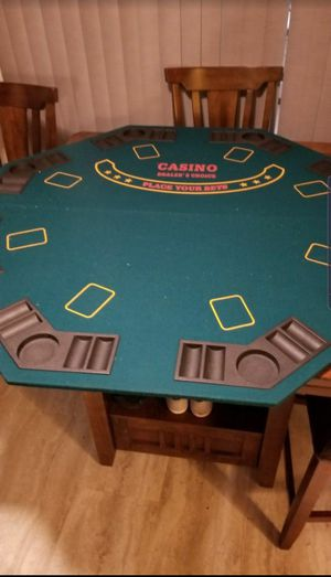 Poker table top for Sale in Hoquiam, WA