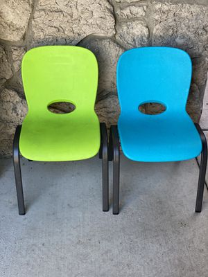 Kid Life Time Chairs for Sale in Corona, CA