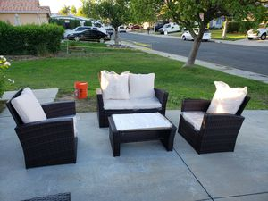 Patio furniture sets for Sale in Moreno Valley, CA
