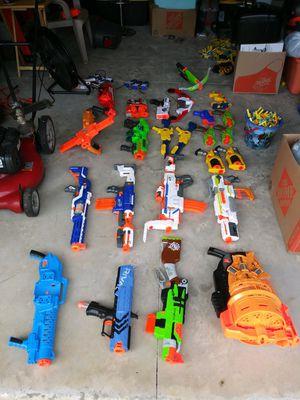 Nerf Guns for Sale in Wimauma, FL