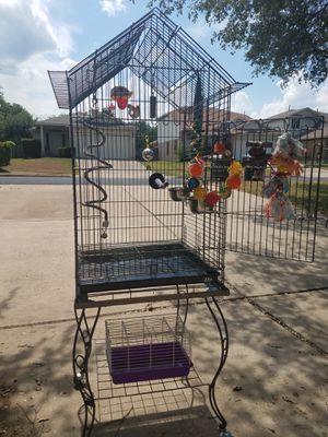 Cockatiel bird cage for Sale in Leander, TX