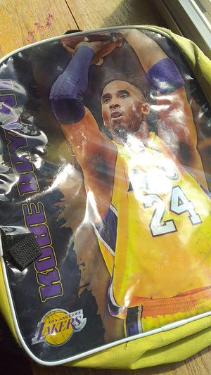 Kobe Bryant Book Bag for Sale in Sioux Falls, SD