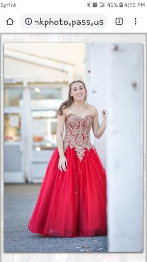 Tiffany Quinceanera Dress sweet 16 for Sale in Kenilworth, NJ