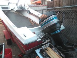 17' hy-ryder boat for Sale in Newhall, CA