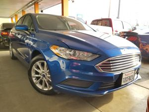 2017 Ford Fusion for Sale in Fresno, CA