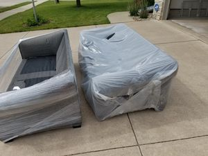 2 brand new sofa, 2 with hide a bed for Sale in IL, US
