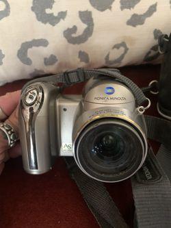 Konica Minolta Camera for Sale in Riverside,  CA