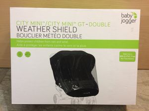 Baby Jogger Stroller Protective Weather Shield For Child/Toddlers for Sale in Brooklyn, NY